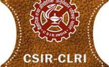 CSIR-CLRI Recruitment