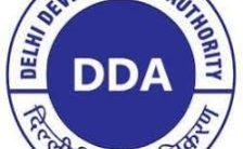 DDA Recruitment 2021