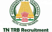 TN TRB Recruitment 2021
